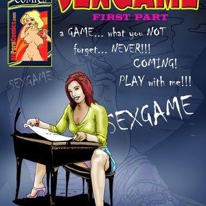 Sex Game – Issue 1 AllPornComics Comics