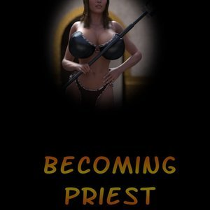 Becoming Priest Amazons and Monsters Comics
