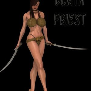 Death Priest (Amazons and Monsters Comics) thumbnail