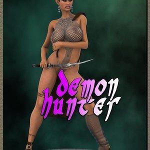 Demon Hunter Amazons and Monsters Comics