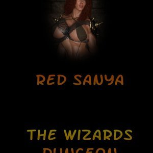 Red Sanya Amazons and Monsters Comics
