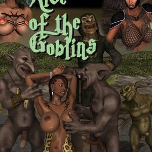 Rise of the Goblins Amazons and Monsters Comics