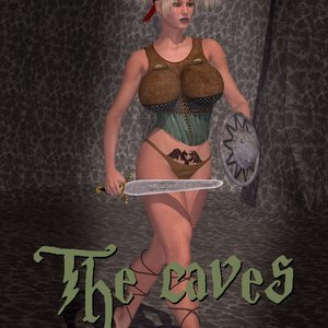 The Caves Amazons and Monsters Comics