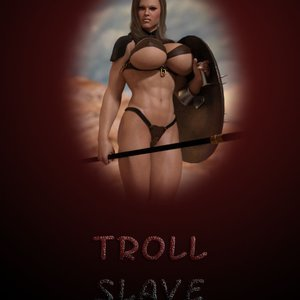 Troll Slave Amazons and Monsters Comics