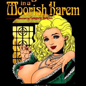 Amerotica Comics A Night In A Moorish Harem 2 gallery image-001
