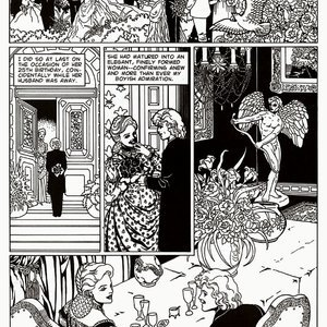 Amerotica Comics A Night In A Moorish Harem 2 gallery image-024