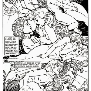 Amerotica Comics A Night In A Moorish Harem 2 gallery image-029