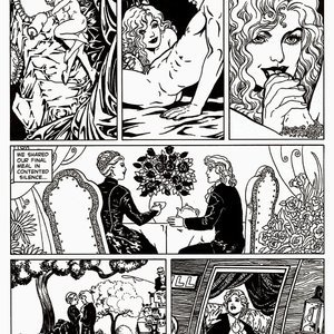 Amerotica Comics A Night In A Moorish Harem 2 gallery image-031