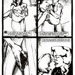 Amerotica Comics A Night In A Moorish Harem 2 gallery image-037
