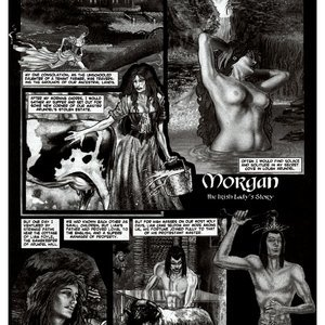 Amerotica Comics A Night In A Moorish Harem 2 gallery image-043