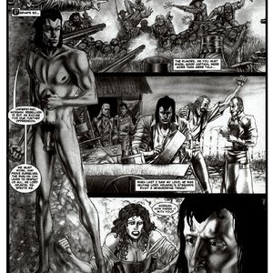 Amerotica Comics A Night In A Moorish Harem 2 gallery image-050