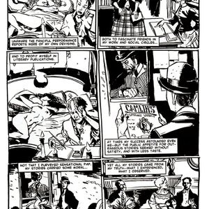Amerotica Comics A Night In A Moorish Harem 2 gallery image-055