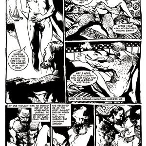 Amerotica Comics A Night In A Moorish Harem 2 gallery image-062