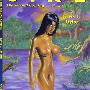 Girl The Second Coming – Issue 3 Amerotica Comics