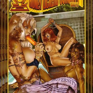 Honey Lickers Sorority – Issue 1 Amerotica Comics
