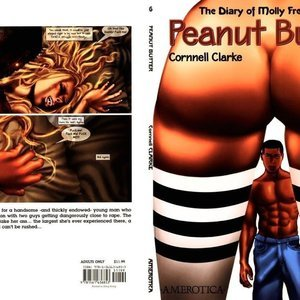Peanut Butter – Issue 6 Amerotica Comics