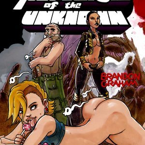 Perverts of the Unknown Amerotica Comics