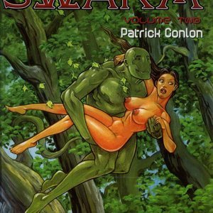Swarm – Issue 2 Amerotica Comics
