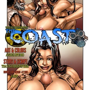Coast – Issue 2 Andes-Studio Comics