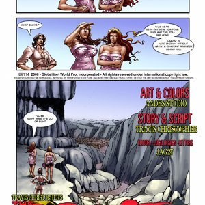 Coast – Issue 3 Andes-Studio Comics
