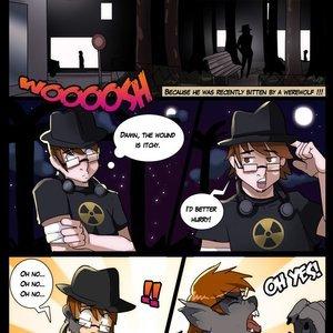 Fullmoon Angs Comics