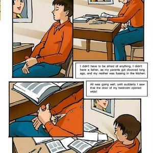 Hometask Animated Incest Comics