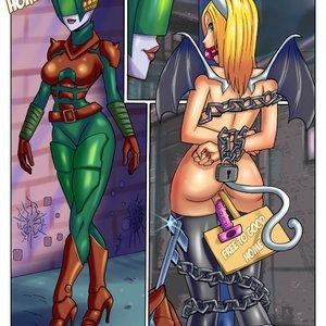 Free To Good Home Arabatos Comics