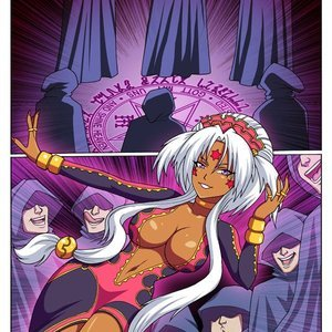 Hild Takes All Arabatos Comics