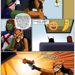 Low Class Heroines (Arabatos Comics) thumbnail