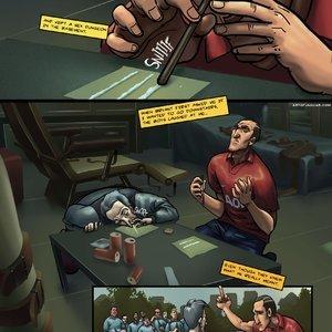 Pub Life ArtOfJaguar Comics