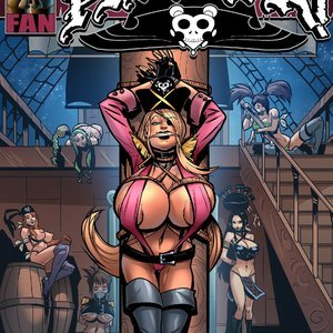 Pirata – Issue 1 BDSM Fan Comics