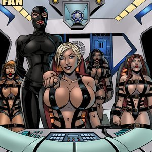 Starbound – Issue 1 BDSM Fan Comics