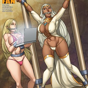The Genie of Gags – Issue 1 BDSM Fan Comics