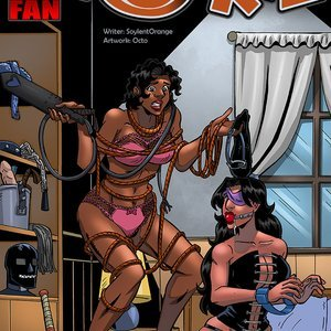 The Rookie – Issue 1 BDSM Fan Comics