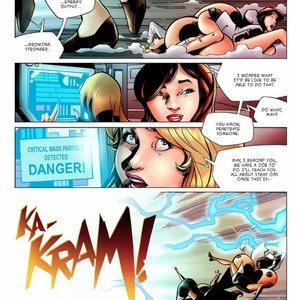 BE Story Club Comics Collider - Issue 2 gallery image-004
