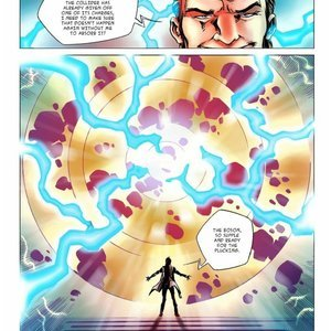 BE Story Club Comics Collider - Issue 2 gallery image-009