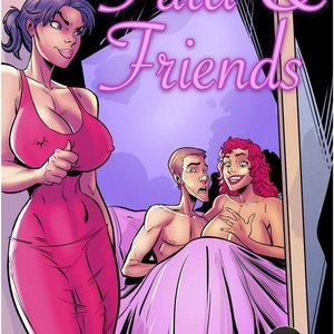 Futa & Friends – Issue 1 BE Story Club Comics