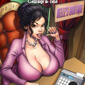 Guaranteed as Advertised – Callisto's Tale BE Story Club Comics