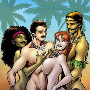 Island Paradise – Issue 1 BE Story Club Comics