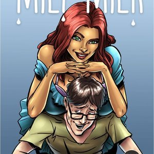 Milf Milk – Issue 2 BE Story Club Comics