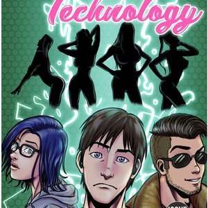 Seduction Technology – Issue 1 BE Story Club Comics