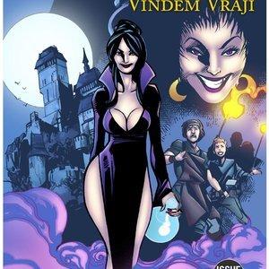 Spells R Us – Vindem Vraji – Issue 1 (BE Story Club Comics) thumbnail