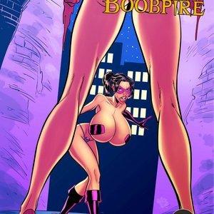 Super BEro vs Boobpire – Issue 1 (BE Story Club Comics) thumbnail