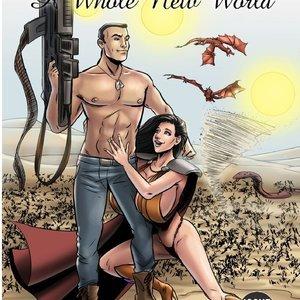 The Three Wish War – Issue 2 BE Story Club Comics