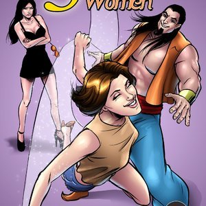 Three Wishes for Three Women BE Story Club Comics