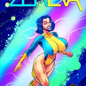 Zereva BE Story Club Comics