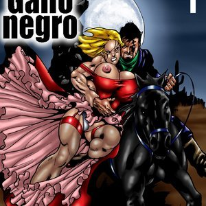 Gallo Negro – Issue 1 (Bad Girls Art Comics) thumbnail