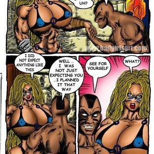 Bad Girls Art Comics Gamora The Warrior gallery image-008