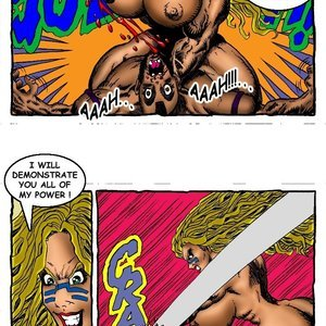 Bad Girls Art Comics Gamora The Warrior gallery image-019