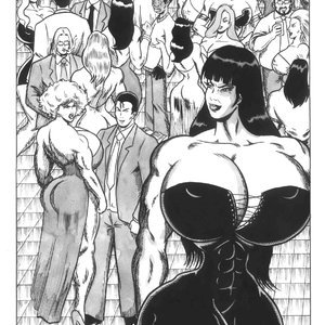 Bad Girls Art Comics MWC Story gallery image-020